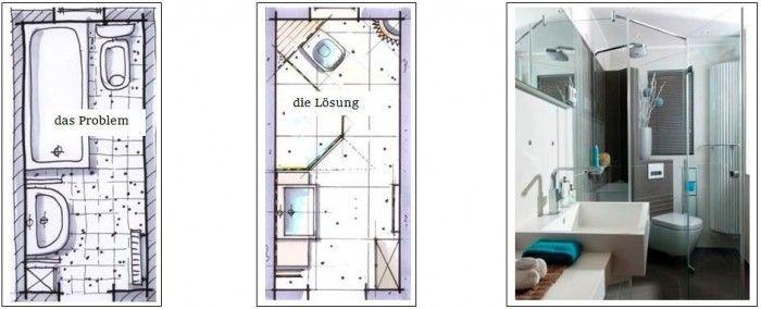 Badezimmer Ideen 4 Qm Kleine Badezimmer Design Bad Grundriss Badezimmer Grundriss