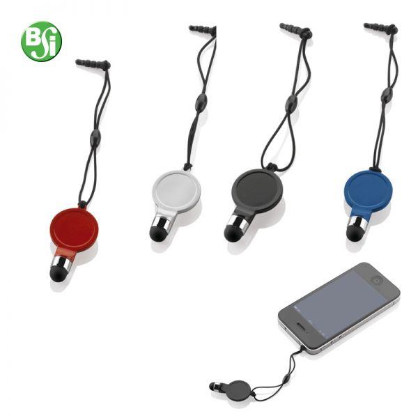 Accessorio per smartphone con funzione touch-screen.  #gadget #smartphone #bsigadget #gadgetpersonalizzati #touch