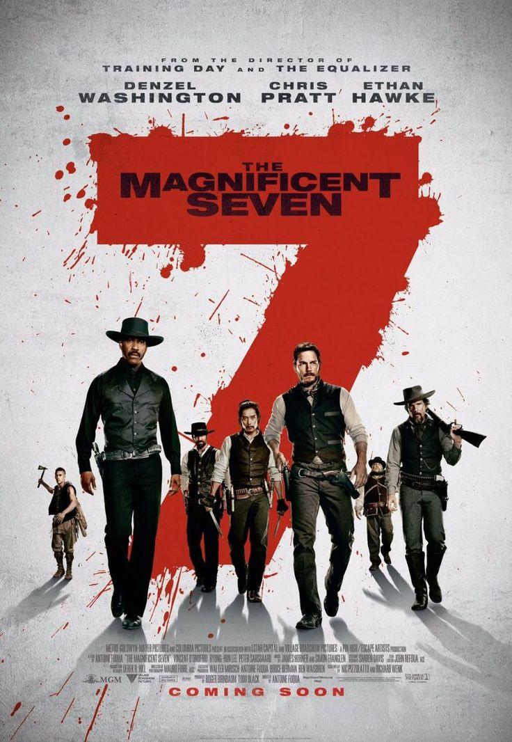The Magnificent Seven                                                                                                                                                     More