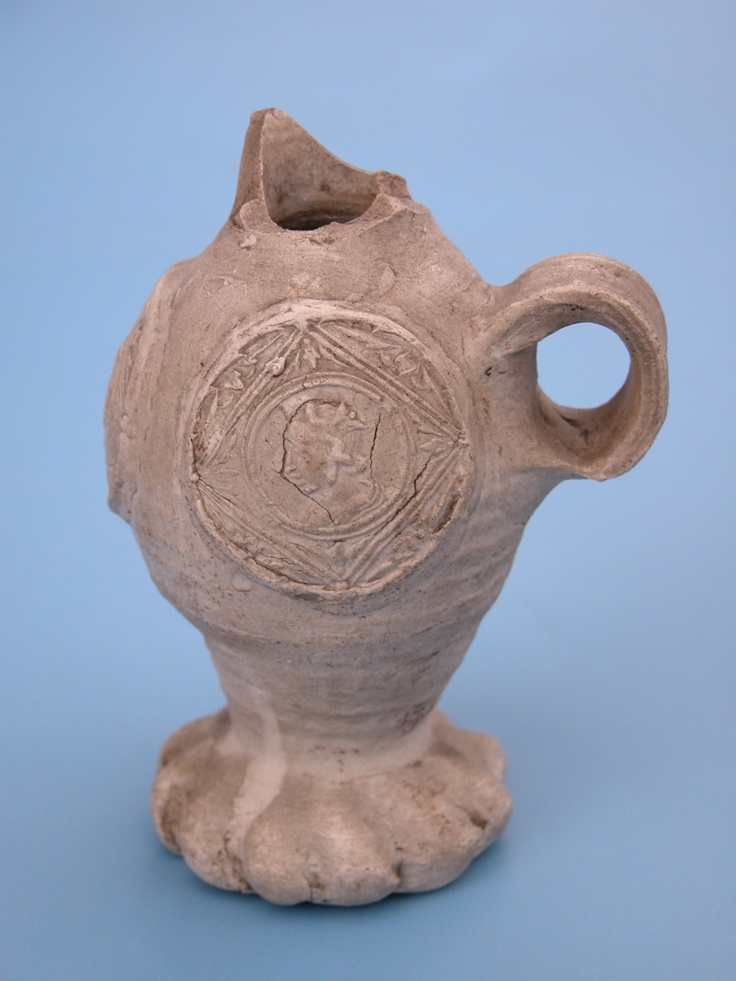 German Earthenware Medieval German Stoneware Circa