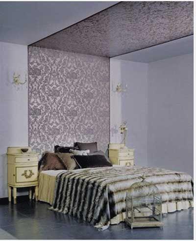 36 best habitacion principal images on pinterest bedroom for Papel pintado habitacion matrimonio