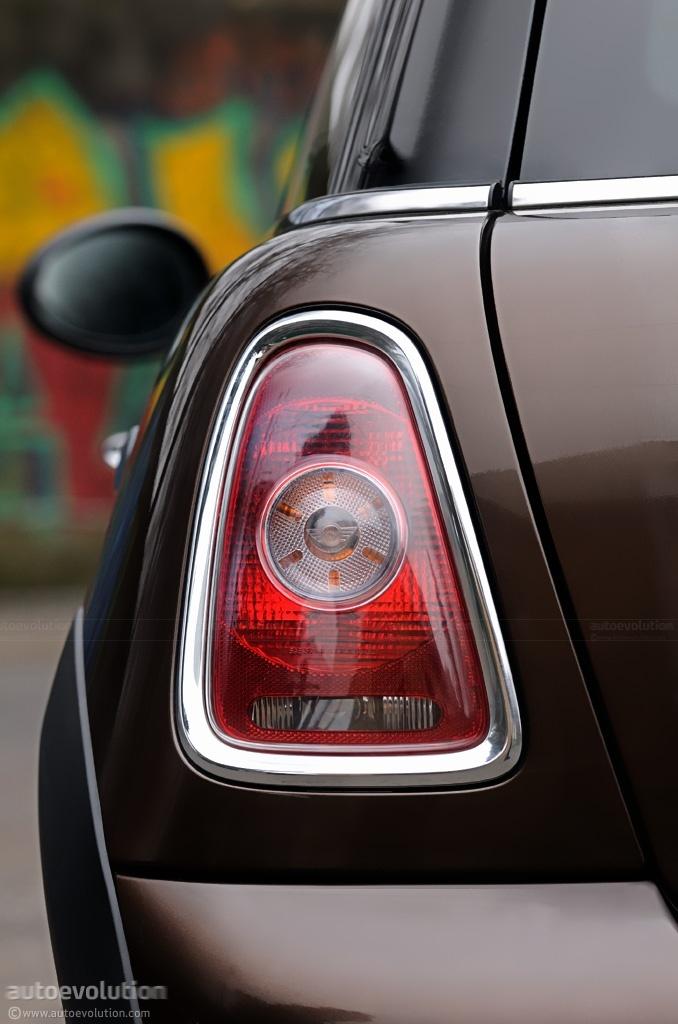 2010 Mini Cooper 50 MINI Mayfair Edition. Hot Chocolate Metallic exterior paint.  <3