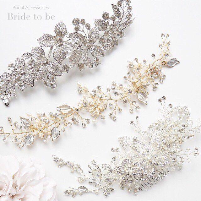 . Bride to be 人気ヘッドドレス再入荷のご案内♡ . 上から head dress【9】 . head dress【13】ゴールド . head dress【12】 . が再入荷いたしました♡ . どのお品もクリスタルストーンがキラキラ輝きとても華やかです♡ . プロフィールのURLよりショップをご覧いただけます❁❁ . . #ヘッドドレス#ブライダルヘッドドレス#ブライダル#ウエディング#ブライダルアクセサリー#トリートドレッシング#フォーシスアンドカンパニー#ヴェラウォン#ブライダルホリック#ジェニーパッカム#エリザベスバウアー#プレ花嫁#結婚式#披露宴#二次会コーデ#ウェディングドレス#お色直し#カラードレス#2017秋婚#2017冬婚#2018春婚#2018夏婚#2018秋婚#全国のプレ花嫁さんと繋がりたい#日本中のプレ花嫁さんと繋がりたい#ロケーションフォト#ドレス試着#前撮り#後撮り#リゾートウエディング