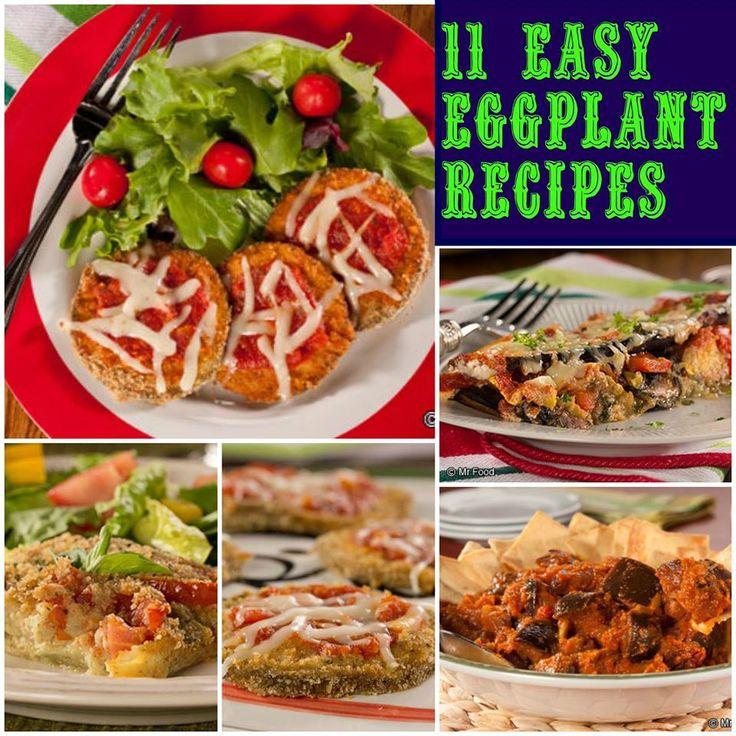 easy eggplant recipes - photo #21