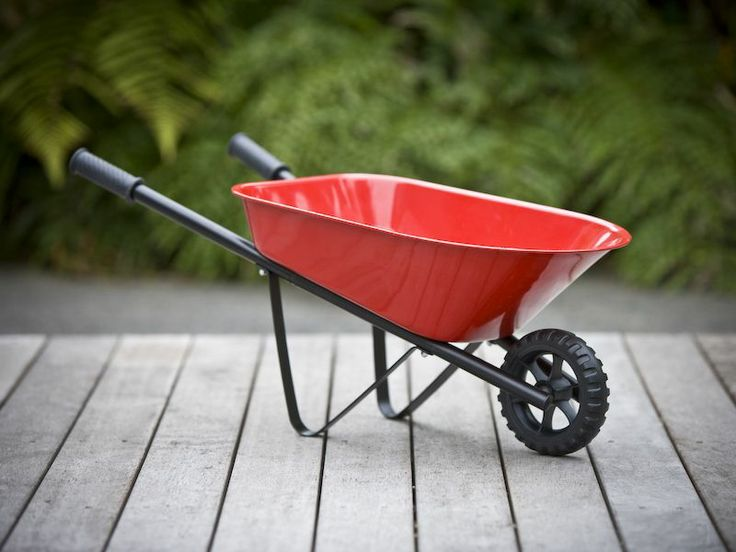 Kids Wheelbarrow  #limetreekids