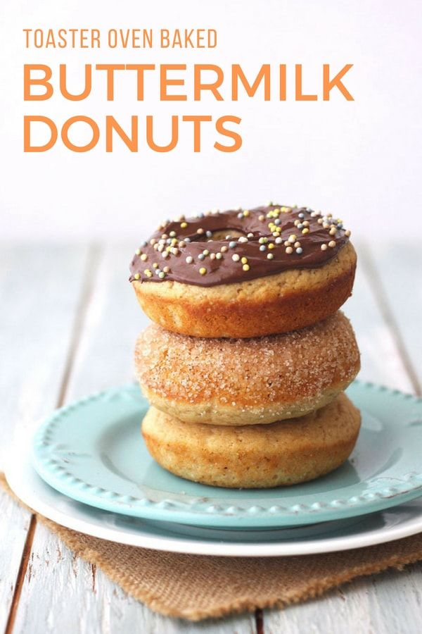 Baked Buttermilk Donuts Recipe Buttermilk Recipes Baking Donut Recipes