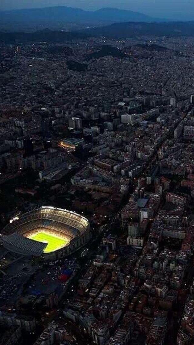 Barcelona FC. Catalonia.