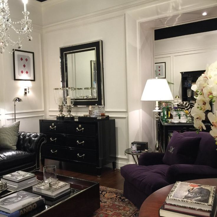 928 best Ralph Lauren Interiors images on Pinterest | Beautiful ...