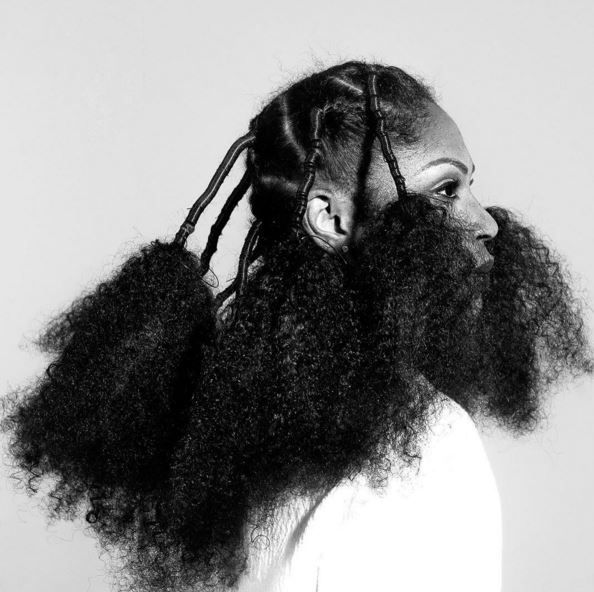 "Photographer Juliana Kasumu's Photo Series ""Irun Kiko"" Or African Hair Threading Is Amazing - Black Hair Information"