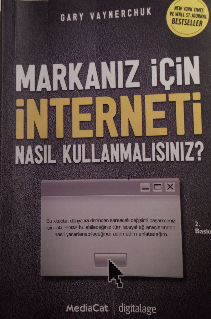 Gary Vaynerchuk - Markanız İçin Interneti Nasıl Kullanmalısınız? (Crush It!)