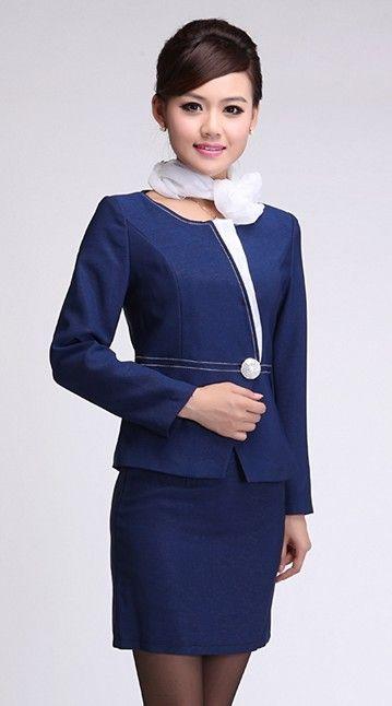 hotel receptionist uniforms