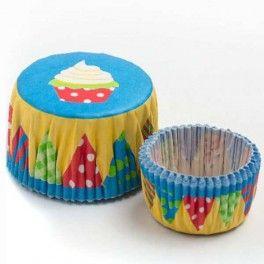 Categoría: Pirotines - Producto: Pirotines Con Diseños Nº 10 Banderines - Envase: Blister - Presentación: X   25 Unid.
