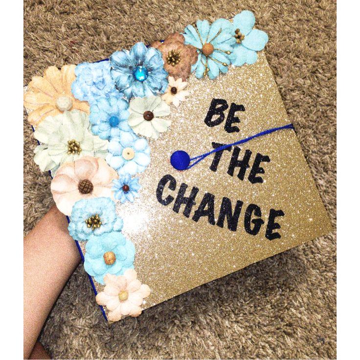 Graduation cap decoration #graduationcap #ideas