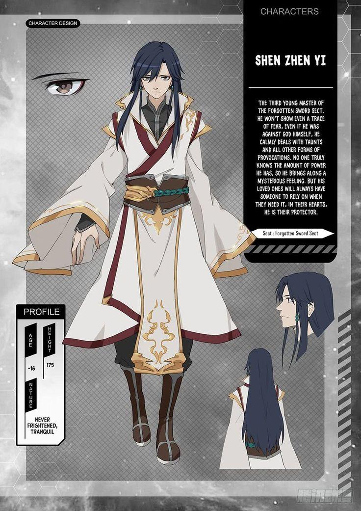 god of martial arts manga raw