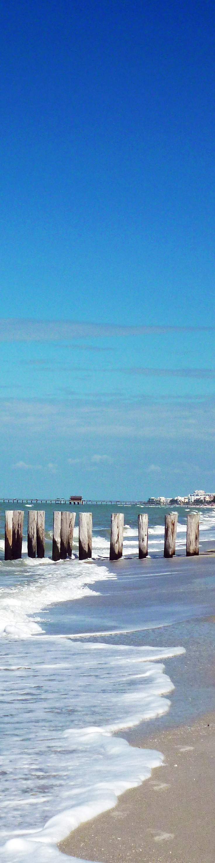 Naples beach #travel #Florida #smileshare