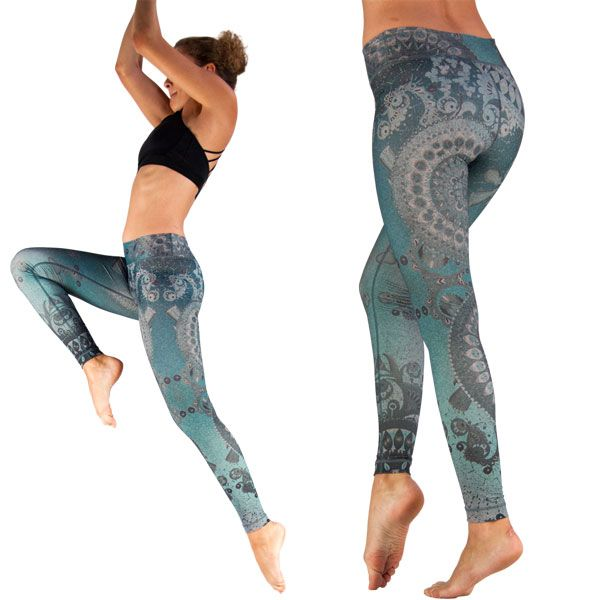 Yoga Leggings Damen Gypsy Love