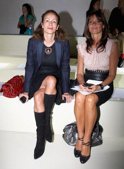 Andrea Dellal Photos - Marios Schwab Runway: Spring/Summer 2010 - London Fashion Week - Zimbio