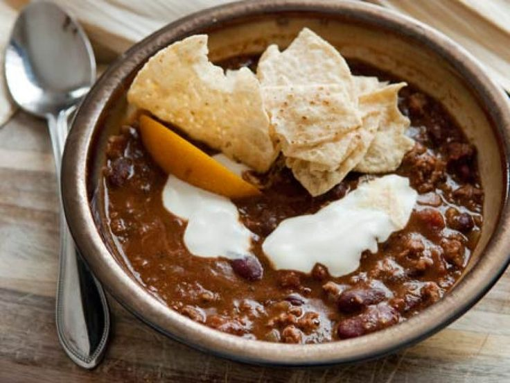 You have to try flavorful Chili! Classic American Foods