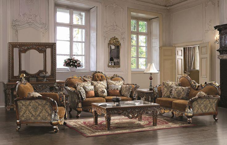 Luxury Amazing Traditional sofa Set grapy lecce traditional sofa set hd 260 0 00 hollywood decor Pictures - Modern traditional sofa set New