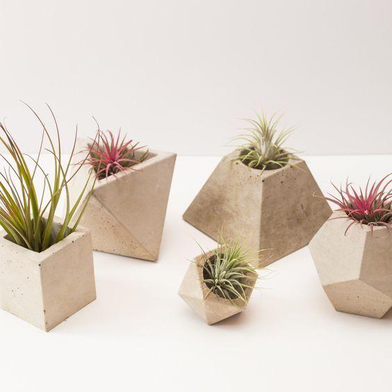 ¡Estos poliedros nos alegrarían casa y jardín! Matemolivares