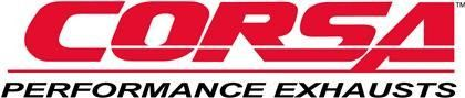Corsa 2015-2016 Dodge Charger SRT/ Scat Pack/ R/T 6.4L Polished Xtreme Catback Exhaust System