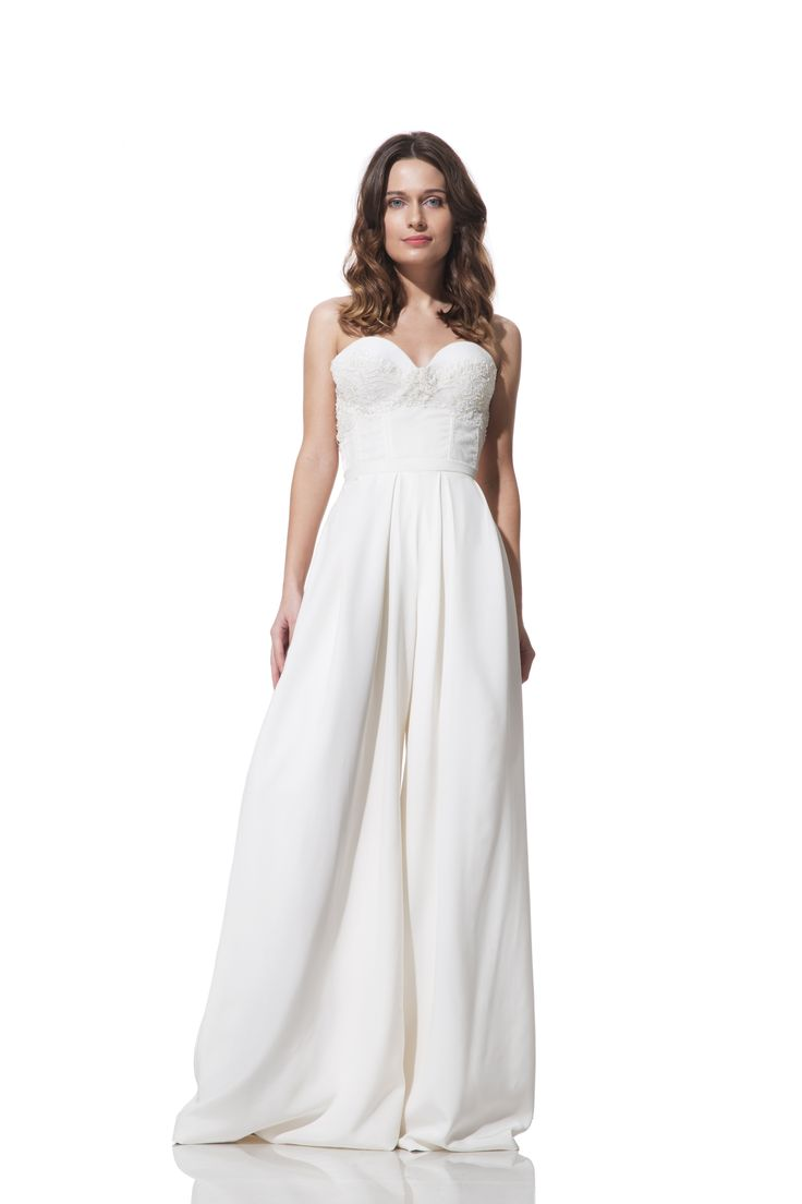 Olia Zavozina Bridal Collection #weddingdresses @weddingchicks
