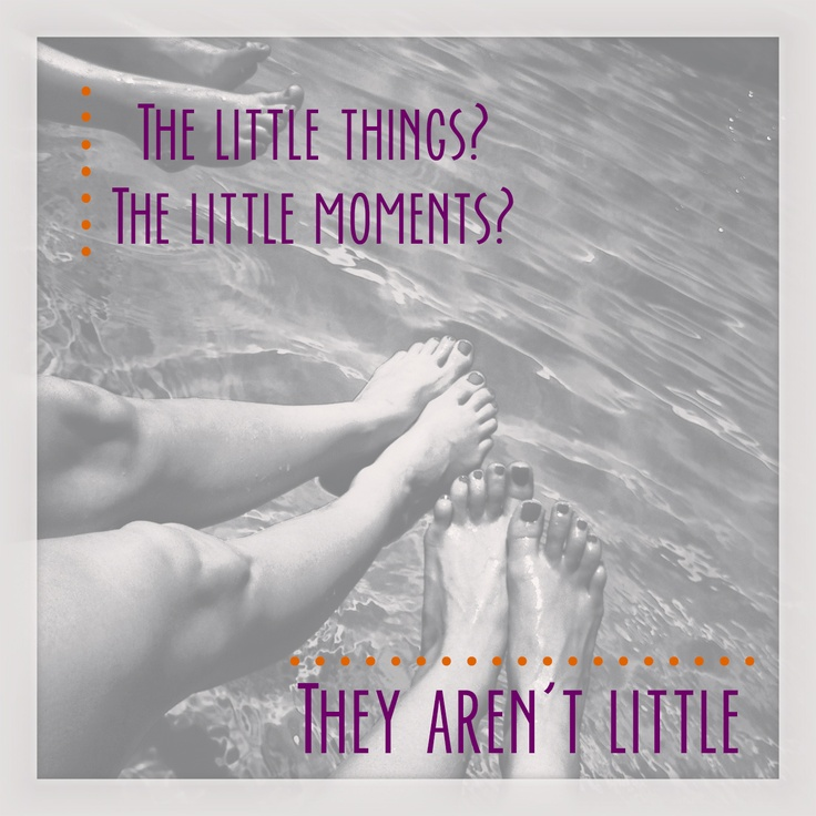 the little things  - Jon Kabat-Zinn