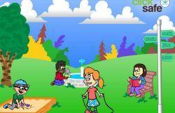 Master F.I.N.D., le Serious Game de Child Focus sur la sécurité en ligne
