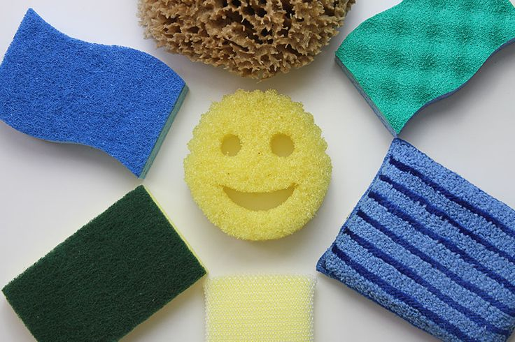 We spent 40 hours testing the eight best kitchen sponges in the market to determine that the Scrub Daddy is the best sponge overall.