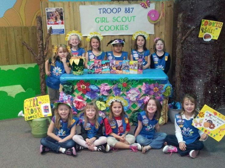 show everyone your troop s spirit and enthusiasm by