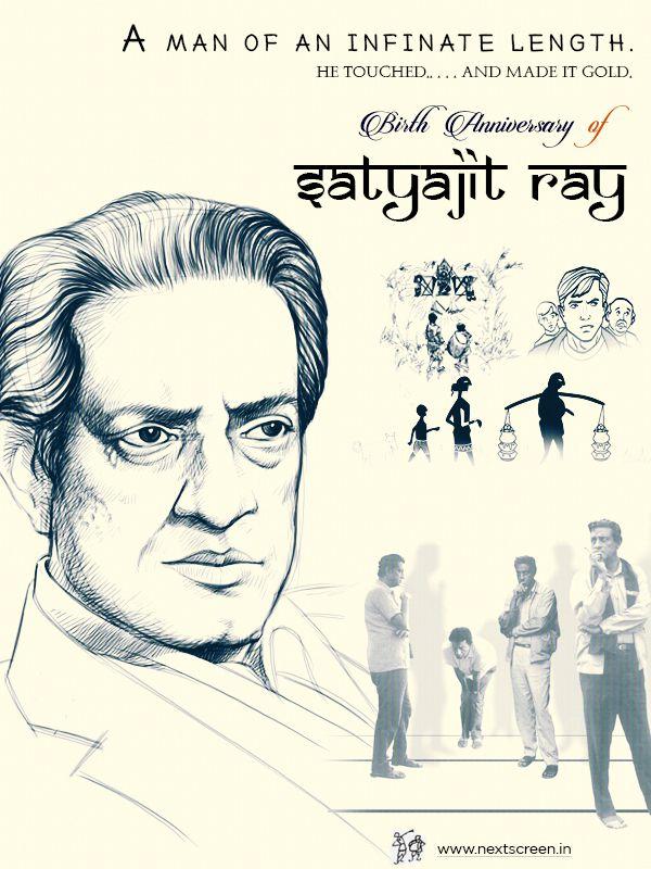    লহ প্রণাম    #Birth #Anniversary #Legend #SatyajitRay #IndianCinema #OscarWinner #Bengali #Indian #Movie #Maker