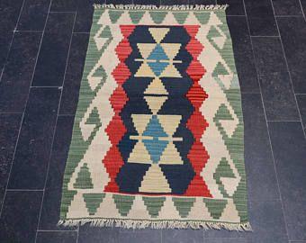 Bohemian Kilim Rug, FREE SHIPPING 2.2 x 3.5 Aztec Kilim Rug, Coastal Kilim Rug, Pastel Color, Decorative Kilim Rug, Vintage Kilim Rug No 783 -    Edit Listing  - Etsy