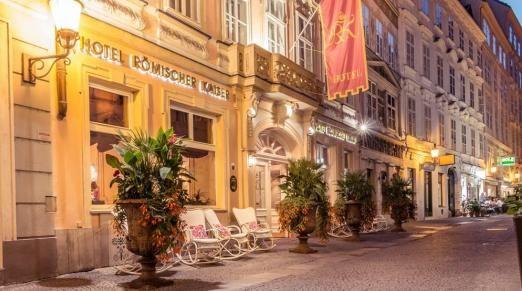 Castle Hotel Römischer Kaiser