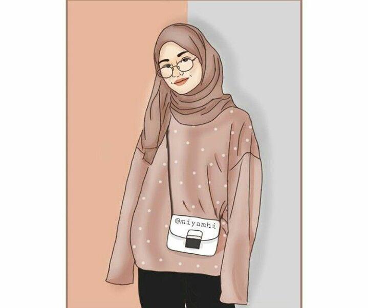 Jilbab Hijaber Ootd Gambar Mode Gambar Ilustrasi Model Pakaian