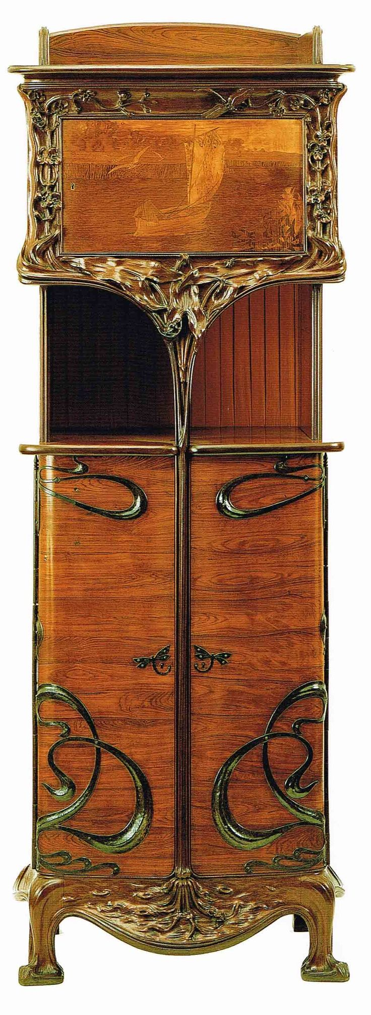 Best 25+ Antique wardrobe ideas on Pinterest
