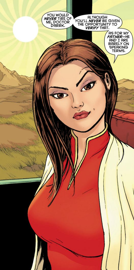 talia al ghul comic book characters pinterest posts