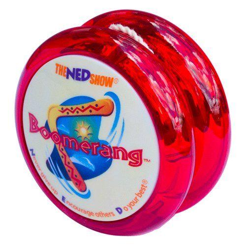 Boomerang Yo-Yo (Red)   Yoyos   Pinterest