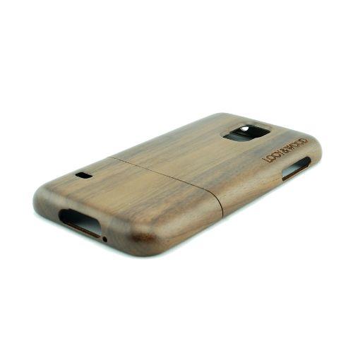 Op zoek naar een toffe look voor jouw Samsung Galaxy S5? Wellicht dat ons houten telefoonhoesje Canaima dan iets voor jou is! Dit telefoonhoesje van Walnoot hout geeft jouw telefoon een hele natuurlijke uitstraling. Daarnaast zorgt de perfecte pasvorm van dit hoesje ervoor dat jouw Galaxy S5 op de juiste wijze beschermd wordt.