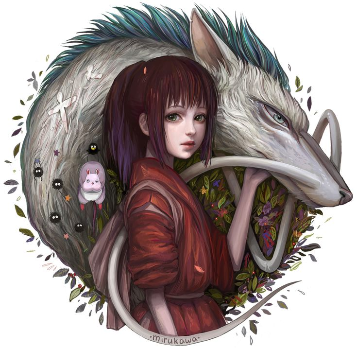 Spirited away by mirukawa.deviantart.com on @deviantART