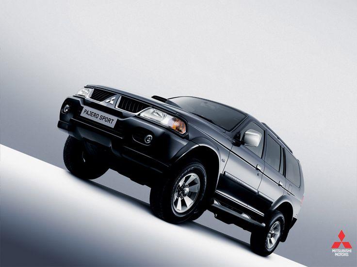 Mitsubishi Pajero Sport 4WD