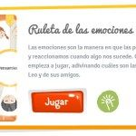 Juegos para aprender las emociones. Emotional learning games.