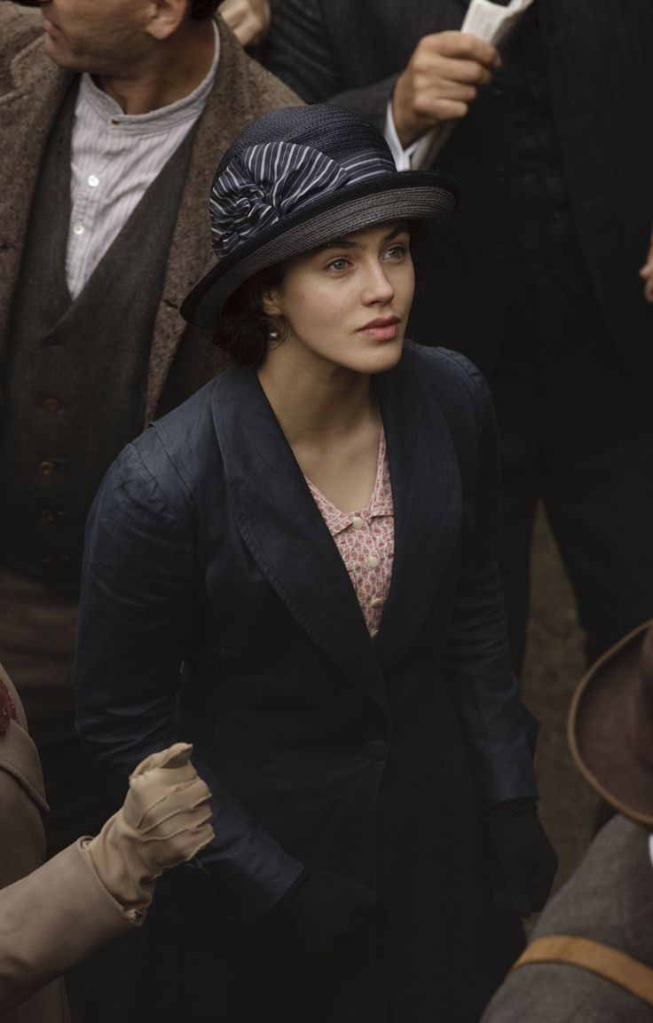 Lady Sybil ---- she is still hands down my favorite character