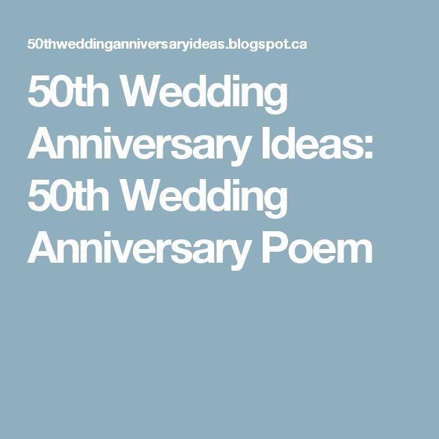 50th Wedding Anniversary Poems In Marathi: Best 25+ Wedding Anniversary Poems Ideas On Pinterest