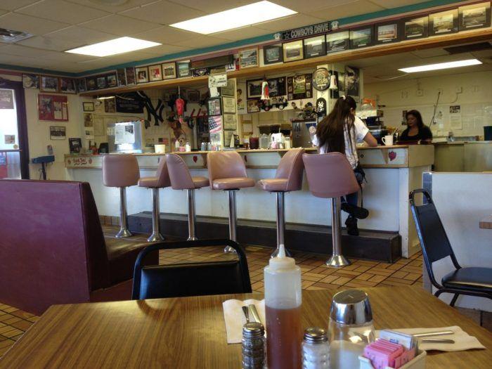 10. Viola's Restaurant, 1360 Trinity Drive, Los Alamos