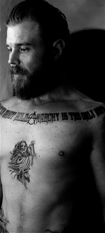 Ryan Hurst as Opie Winston (Sons of Anarchy) - Wish he was still on the show.....