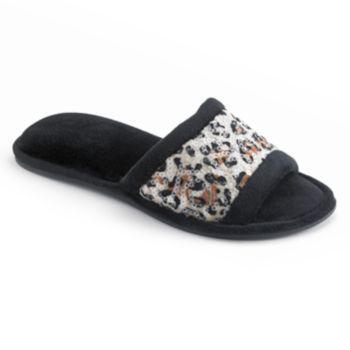 Dearfoams Sequin Velour Slip On Slippers  Bedroom. 172 best Style  Slipperz images on Pinterest   Bedroom slippers