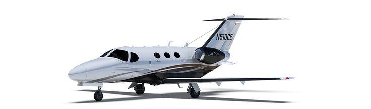 Cessna Citation Mustang exterior