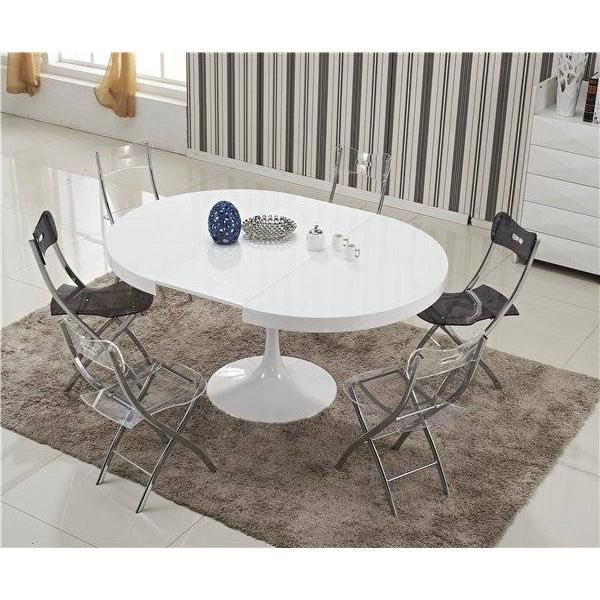 les 25 meilleures id es de la cat gorie table ronde extensible sur pinterest grande table. Black Bedroom Furniture Sets. Home Design Ideas