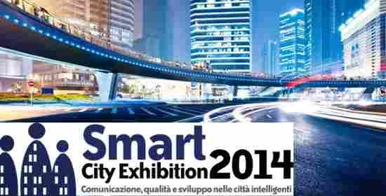 Citta' del futuro: i 10 progetti della Smart City Exhibition 2014 - NextMe