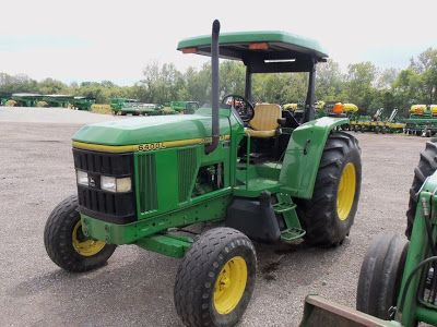 John Deere Service Technical Manual: JOHN DEERE 6200 6200L 6300 6300L 6400 6400L 6500 6...